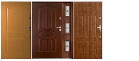 Szeroki wybór drzwi