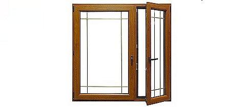 Szeroki wybór okien